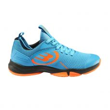BULLPADEL HACK KNIT 20I AZUL REAL NARANJA