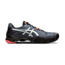 ASICS GEL-RESOLUTION 8 NEGRO ROJO 1041A146.010