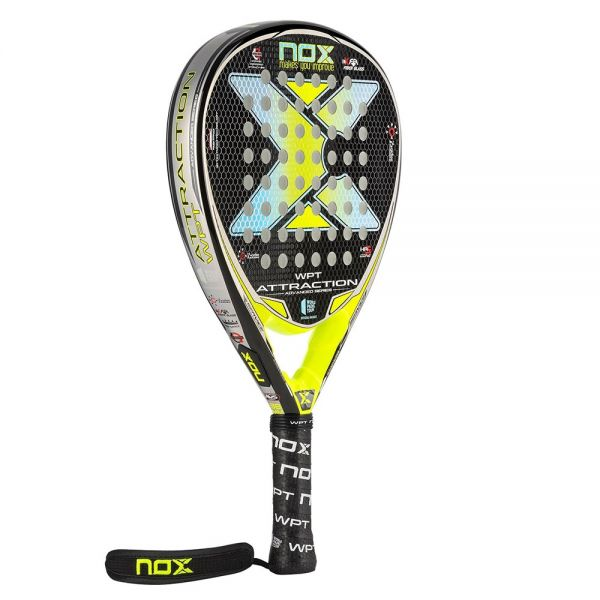 NOX ATTRACTION WORLD PADEL TOUR EDITION 2021