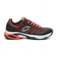LOTTO VIPER ULTRA IV CLY CORAL NEGRO L57715 0LY