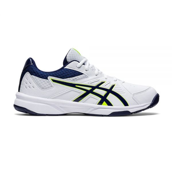 ASICS COURT SLIDE AZUL BLANCO 1041A037 110