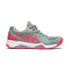 ASICS GEL-CHALLENGER 12 GRIS ROSA MUJER 1042A041 021