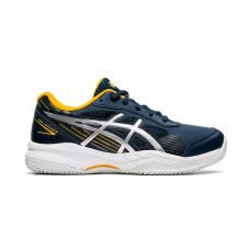 ASICS GEL-GAME 8 CLAY.OC GS AZUL PLATA JUNIOR 1044A024 400