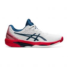 ASICS SOLUTION SPEED FF 2 BLANCO ROJO 1041A182 101