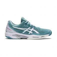 ASICS SOLUTION SPEED FF 2 AZUL BLANCO MUJER 1042A136 400