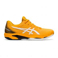 ASICS SOLUTION SPEED FF 2 CLAY AMARILLO BLANCO 1041A187 800