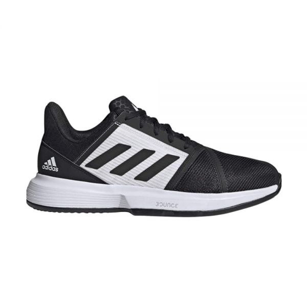 ADIDAS COURTJAM BOUNCE CLAY NEGRO BLANCO FX1497