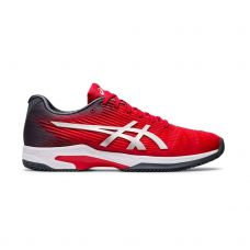 ASICS SOLUTION SPEED FF CLAY ROJO PLATA 1041A004 603