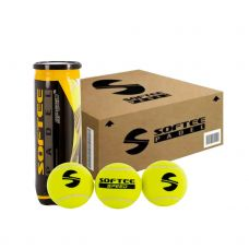 CAJON 24 BOTES 3 PELOTAS SOFTEE SPEED