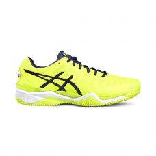 ASICS GEL RESOLUTION 7 CLAY AMARILLO FLUOR E702Y 0749