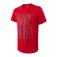 CAMISETA NIKE COURT TENNIS ROJO