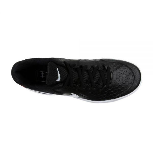 Tomar conciencia Descripción del negocio Encogerse de hombros  Nike Air Zoom Resistence negro blanco - Durable y resistente