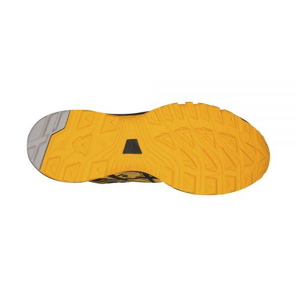 zapatillas asics gel-sonoma 3 negro amarillo