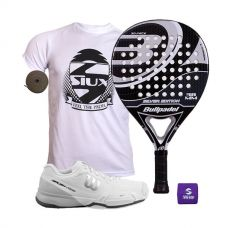 PACK BULLPADEL SILVER EDITION 2015 Y ZAPATILLAS WILSON