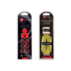 PACK SHOCKOUT Y SHOCKOUT DUAL PRO GRIP Y OVERGRIP