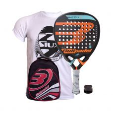 PACK BULLPADEL VERTEX 2 2018 Y MOCHILA