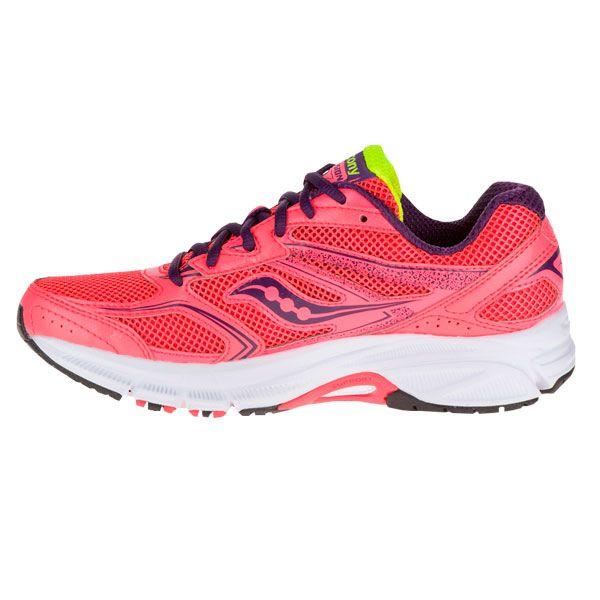 best sneakers b1440 0e8b1 saucony cohesion 9 hombre purpura
