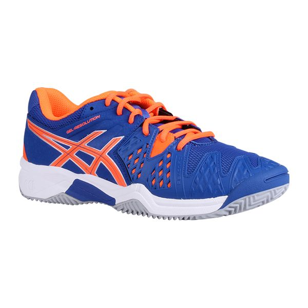 asics gel resolution 6 padel