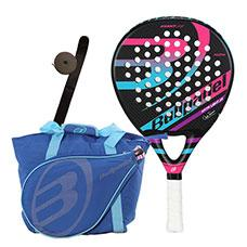PACK BULLPADEL KATA LIGHT 2016 Y BOLSO PADEL