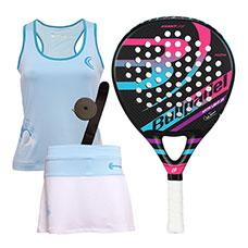 PACK BULLPADEL KATA LIGHT Y CONJUNTO ECLYPSE
