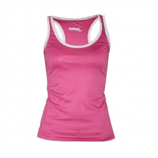 CAMISETA SOFTEE FULL TIRANTES ROSA BLANCO