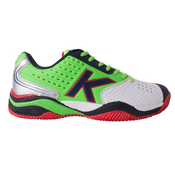 0053b781b9 Kelme K-Point Blanco Verde - Zapatillas Kelme