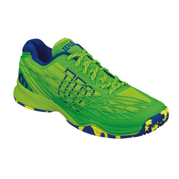 Wilson Kaos Clay Court Verde Azul