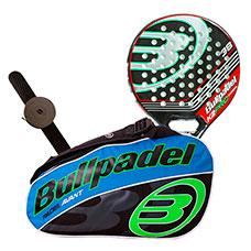 Pack Bullpadel k2 Pro y Paletero Bullpadel