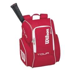Mochila Wilson Tour V Backpack Large Roja