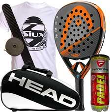 PACK HEAD GRAPHENE XT ALPHA MOTION Y PALETERO HEAD PADEL SUPERCOMBI