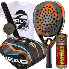 PACK HEAD GRAPHENE XT ALPHA MOTION Y PALETERO HEAD DELTA BELA MONSTERCOMBI 2016