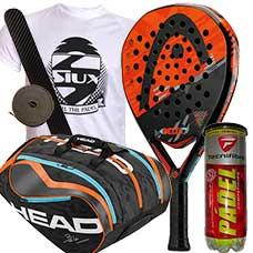 PACK HEAD GRAPHENE XT DELTA PRO Y PALETERO MONSTERCOMBI