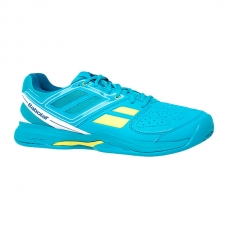 Zapatillas Babolat Pulsion Bpm Clay Padel Azul