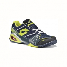 Lotto Stratosphere Clay Azul Aviador