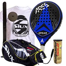 PACK ARES SPEAR Y PALETERO SIUX MASTERCOMBI
