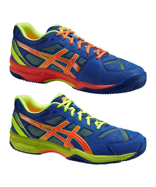 A su vez podemos comprobar como las zapatillas de padel Asics sorprenden  por su ligereza 680780b5e908b
