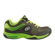 Zapatillas Bullpadel Bunder Negro Verde