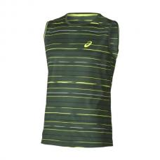 Camiseta Asics Athlete Sleveless Verde