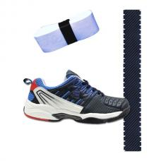 Zapatillas Siux Furtive Blue+ overgrip + protector
